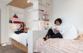 Both houses offer premium accommodation