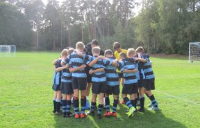 The Rugby team