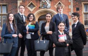 Abbotsholme School Students