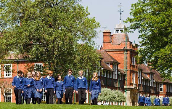 Dauntey's School and Pupils