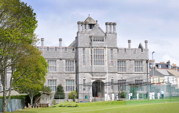 Plymouth College and Grounds