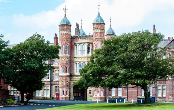 Rossall School Historic buildings