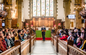 Rossall School Chapel
