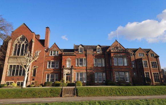 Abbotsholme School Building