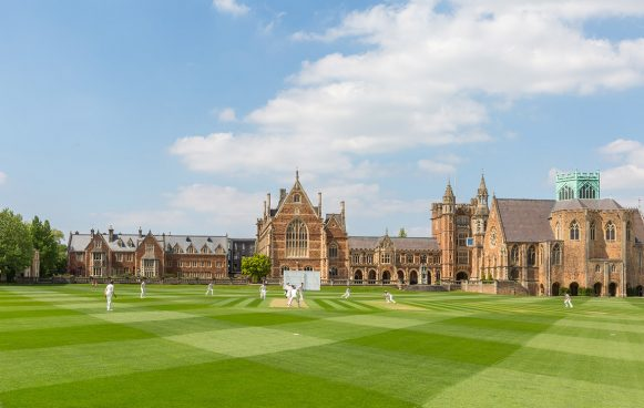 Clifton College and Grounds