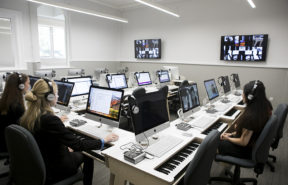Our music department