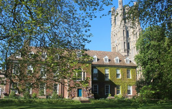 King's Ely main building