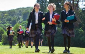 Woldingham School Girls