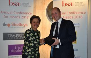 Boarding Achievement Award