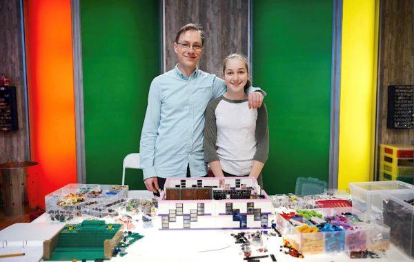 Izzy Barr Lego Masters