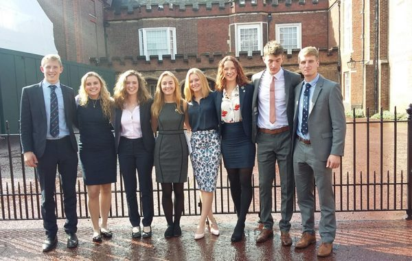Denstone College Gold Duke of Edinburgh award