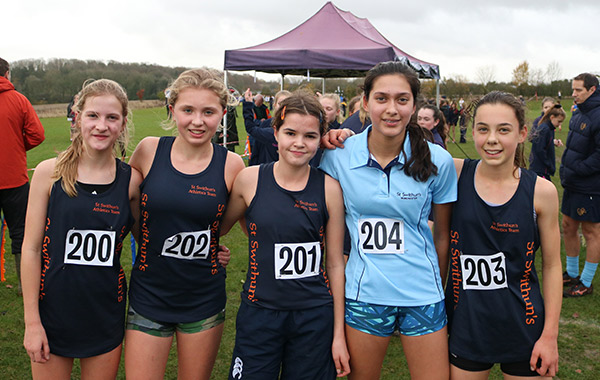 St Swithun's cross country