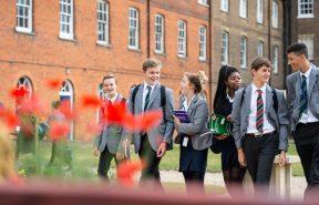 St Edmund's Students