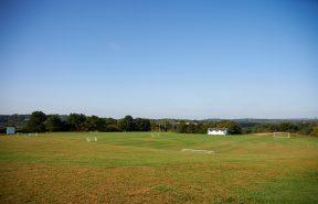 Sports field at Bethany
